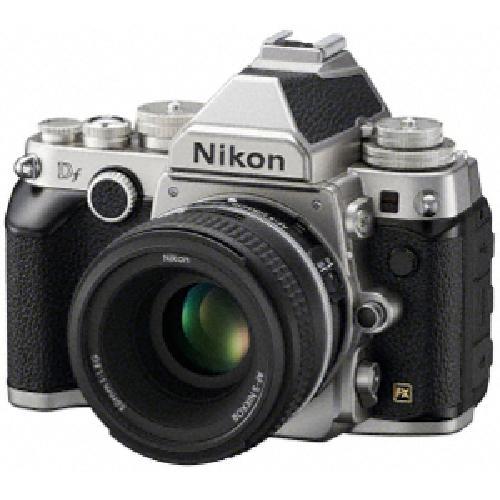 ニコン Df 50mm F1.8G Special Editionキット シルバー