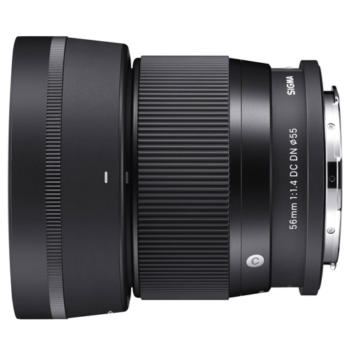 56mm F1.4 DC DN Contemporary Lマウント用