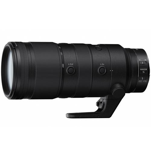 Z 70-200mm f/2.8 VR S