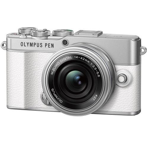 PEN E-P7 14-42mm EZレンズキット ホワイト