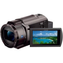 ソニー デジタル4Kビデオカメラレコーダー FDR-AX45 TI ブロンズブラウン