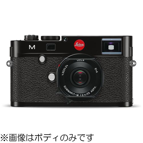 【クリックで詳細表示】ライカ M-P(Typ240) ズマリット 35mm セット ブラック 《納期約1-2週間》