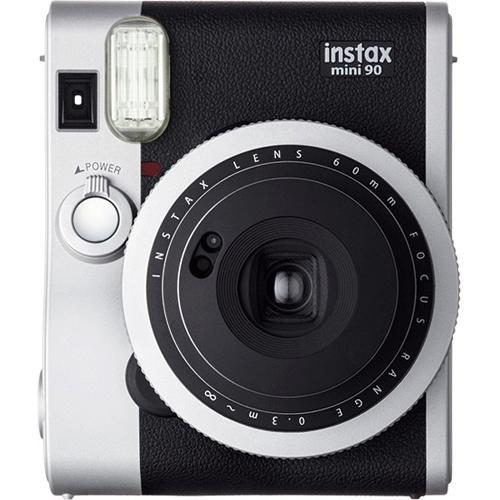 フジフイルム インスタントカメラ instax mini 90 「チェキ」 ネオクラシック