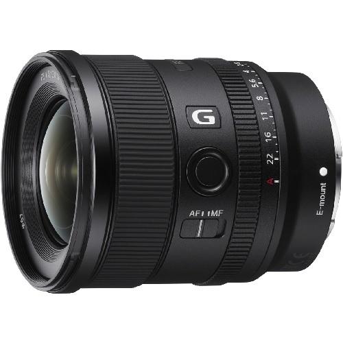 FE 20mm F1.8 G [SEL20F18G]