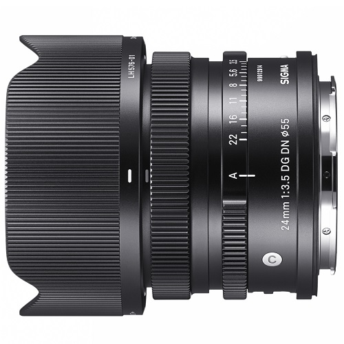24mm F3.5 DG DN Contemporary ライカL用