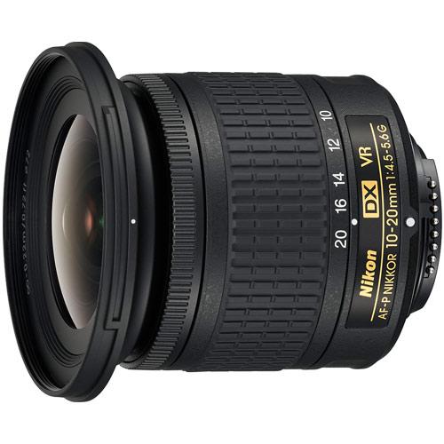 AF-P DX 10-20mm f/4.5-5.6G VR
