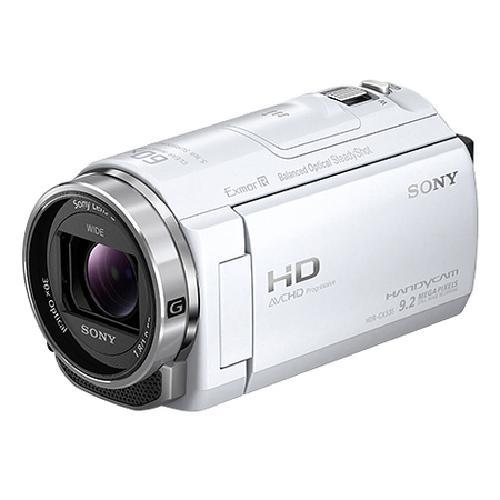 ソニー HDR-CX535 ホワイト