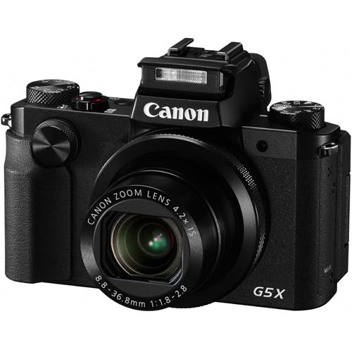 キヤノン PowerShot G5X