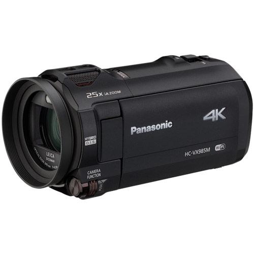 パナソニック デジタル4Kビデオカメラ HC-VX985M-K ブラック