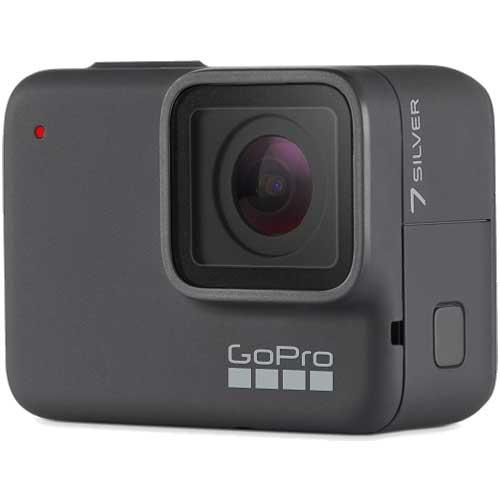 GoPro HERO7 SILVER CHDHC-601-FW
