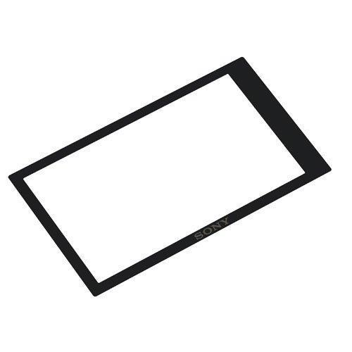 ソニー モニター保護セミハードシート PCK-LM17