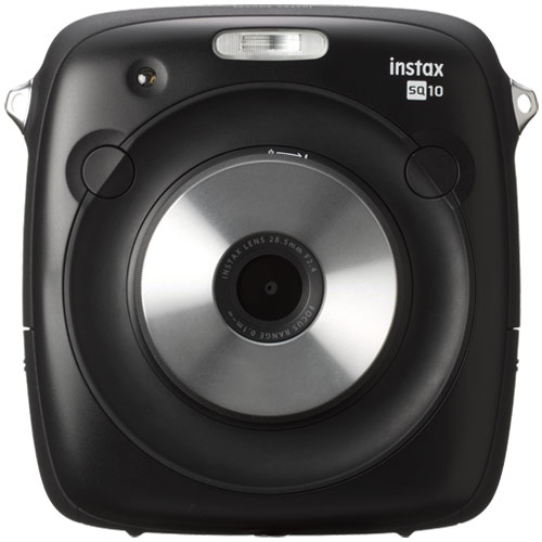 フジフイルム インスタントカメラ instax SQUARE SQ 10 「チェキ」