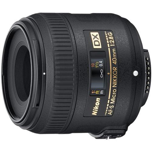 ニコン AF-S DX Micro NIKKOR 40mm f/2.8G