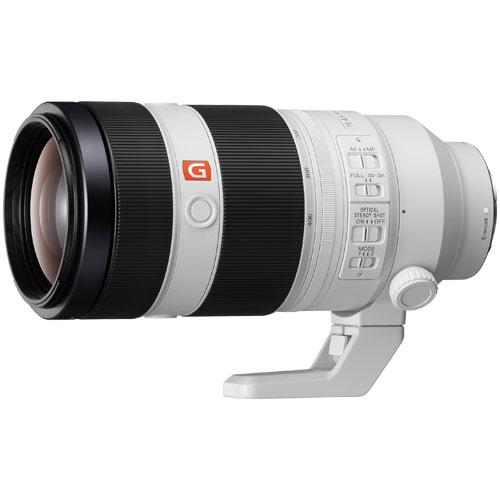 FE 100-400mm F4.5-5.6 GM OSS