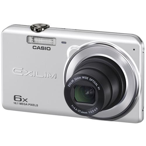 カシオ EXILIM EX-Z910 SR シルバー