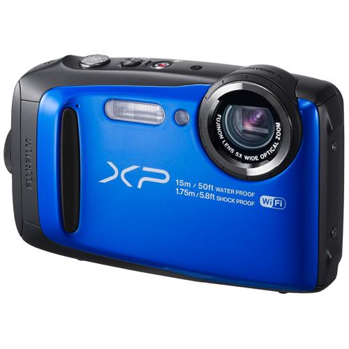 フジフイルム FinePix XP90 ブルー