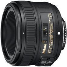 【ニコン】AF-S NIKKOR 50mm F1.8G