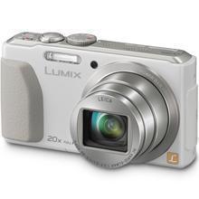パナソニック LUMIX DMC-TZ40-W ホワイト