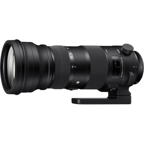 シグマ 150-600mm F5-6.3 DG OS HSM Sports