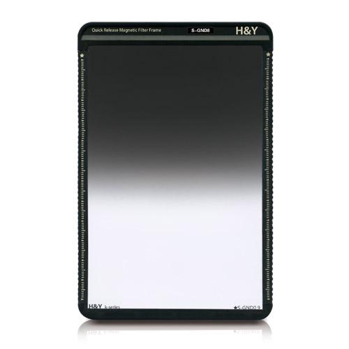 H&Y Kシリーズ ソフトグラデーションNDフィルター SOFT GND8