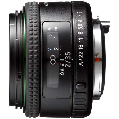HD PENTAX-FA35mmF2