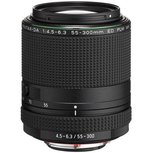 HHD PENTAX-DA 55-300mmF4.5-6.3ED PLM WR RE