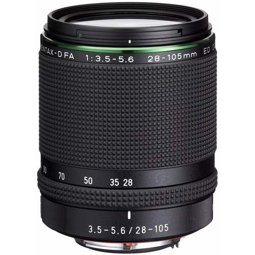 HD PENTAX-D FA 28-105mm F3.5-5.6ED DC WR