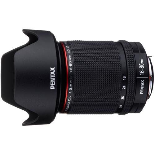 HD PENTAX-DA 16-85mm F3.5-5.6 WR