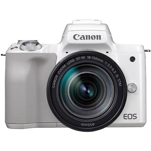 EOS Kiss M EF-M15-45 IS STM レンズキット ホワイト