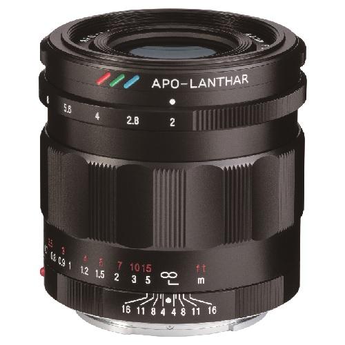フォクトレンダー APO-LANTHAR 50mm F2 Aspherical E-mount