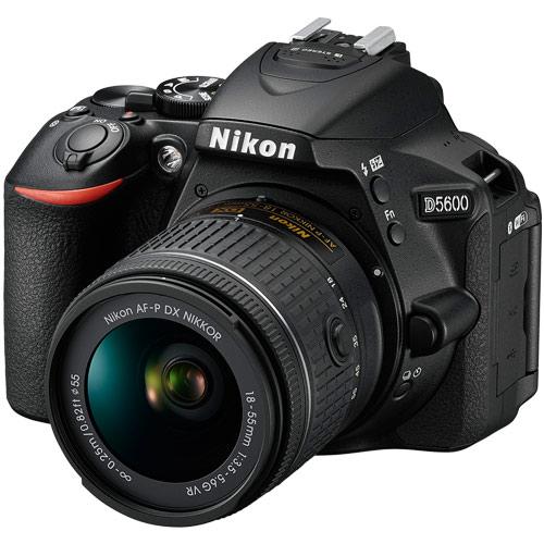 ニコンD5600 18-55 VR レンズキット