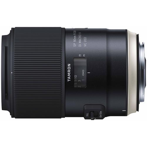 タムロン SP 90mm F/2.8 Di MACRO 1:1 VC USD キヤノン用 (Model F017)