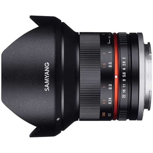 12mm F2.0 NCS CS ソニーE