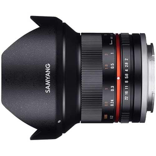 12mm F2.0 NCS CS マイクロフォーサーズ