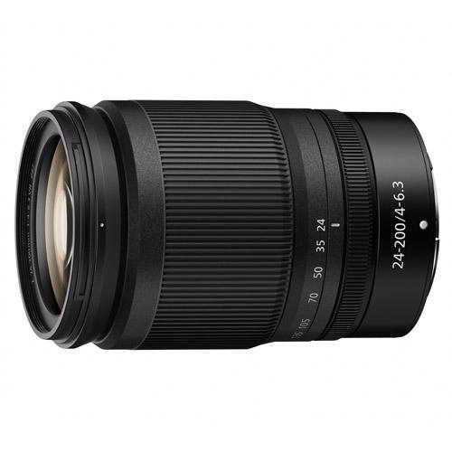 NIKKOR Z 24-200mm f4-6.3VR