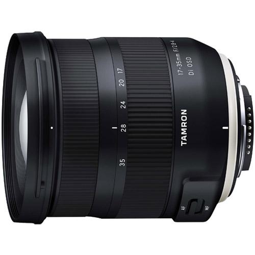 【クリックで詳細表示】タムロン 17-35mm F/2.8-4 Di OSD キヤノン用(Model A037)