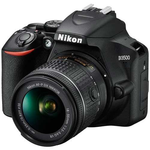 【クリックで詳細表示】ニコン D3500 18-55VR レンズキット 《納期約1-2週間》