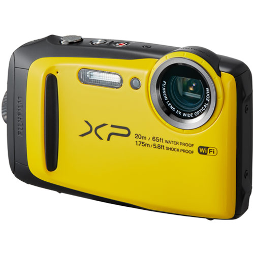 フジフイルム FinePix XP120 イエロー