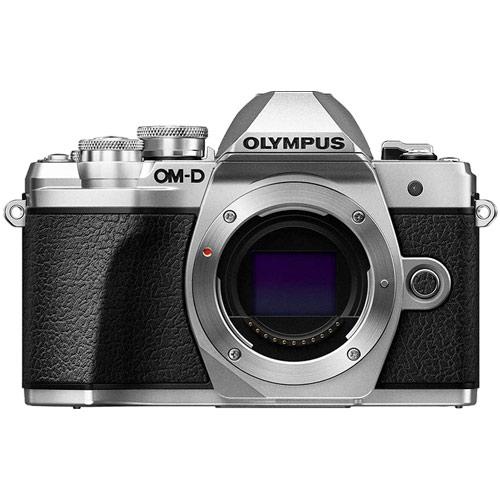 【クリックで詳細表示】オリンパス OM-D E-M10 MarkIII ボディ シルバー 《納期約1ヶ月》