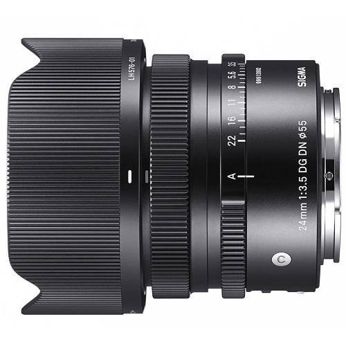 24mm F3.5 DG DN Contemporary ソニーE用