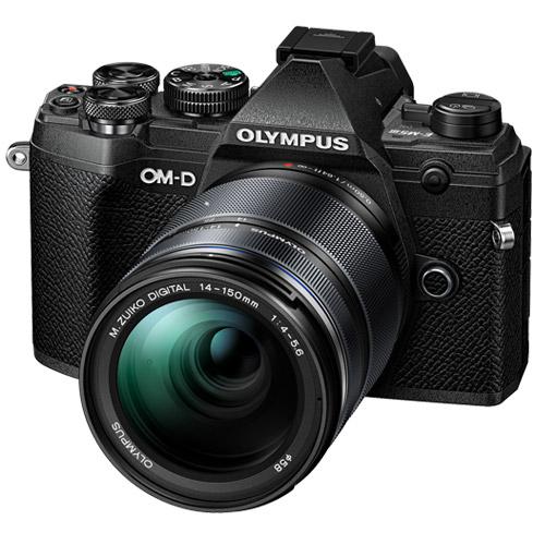 オリンパス OM-D E-M5 MarkIII 14-150mm II レンズキット ブラック