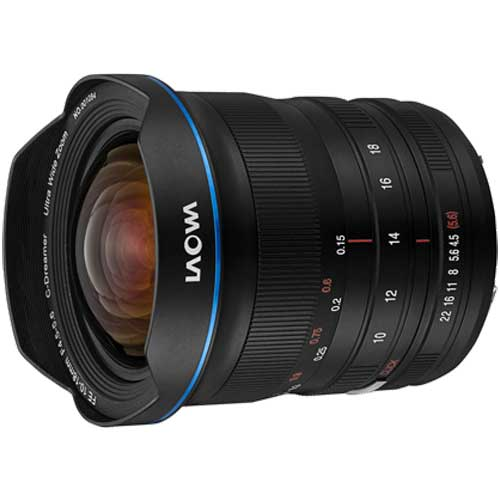 10-18mm F4.5-5.6 FE Zoom