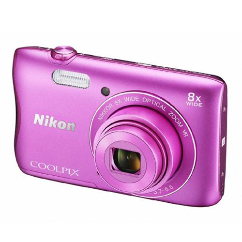 ニコン COOLPIX S3700PK ピンク