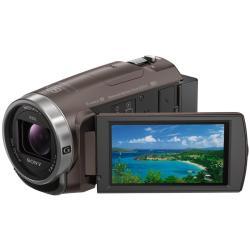 ソニー デジタルHDビデオカメラレコーダー HDR-CX680 TI ブロンズブラウン
