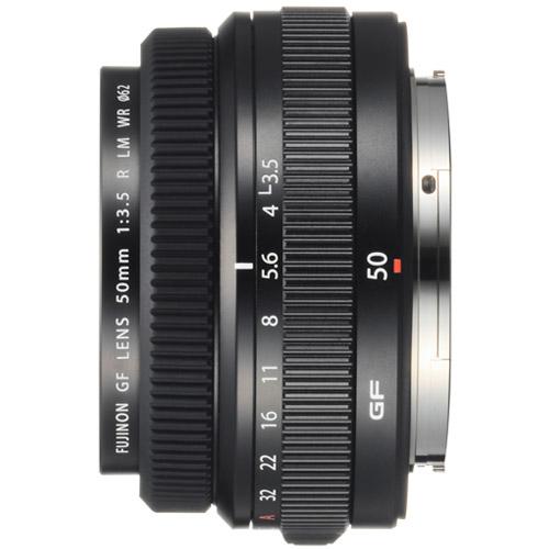 GF50mm F3.5 R LM WR