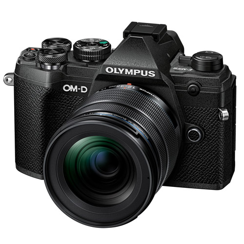 OM-D E-M5 MarkIII 12-45mm F4.0 PROキット ブラック