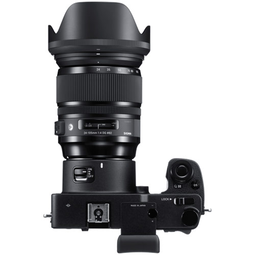 sd Quattro H 24-105mm F4 DG OS HSM Art レンズキット