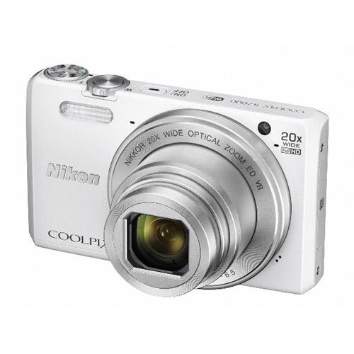 ニコン COOLPIX S7000WH ホワイト