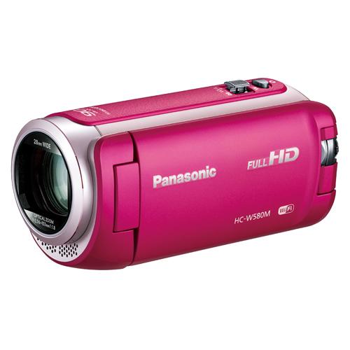 パナソニック HC-W580M-P ピンク