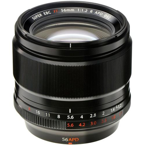 XF56mm F1.2 R APD